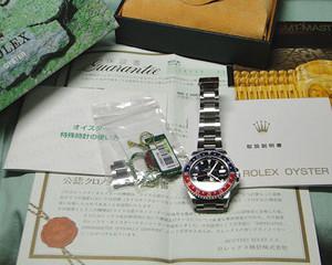 Rolexgmt167107