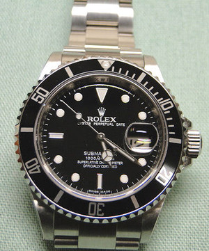 Rolexsubmariner166107