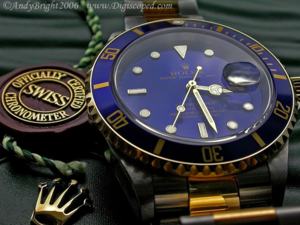 Rolexsubmariner166133