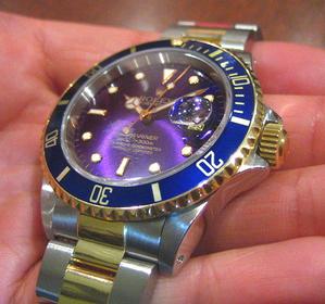 Rolexsubmariner166136