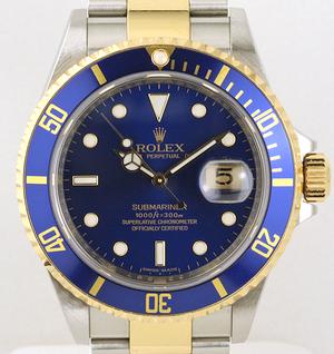 Rolexsubmariner166137