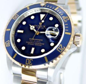 Rolexsubmariner166138