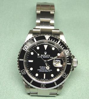 Rolexsubmariner166106