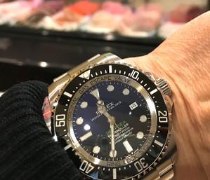 Rolexdeepseadblue41