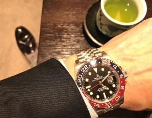 Rolexgmt126710blro40